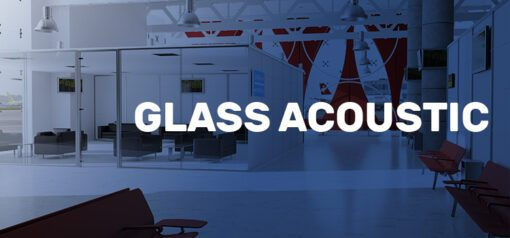 Line Systems Glass Acoustic