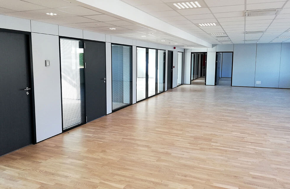Unilectric office space in Brussels